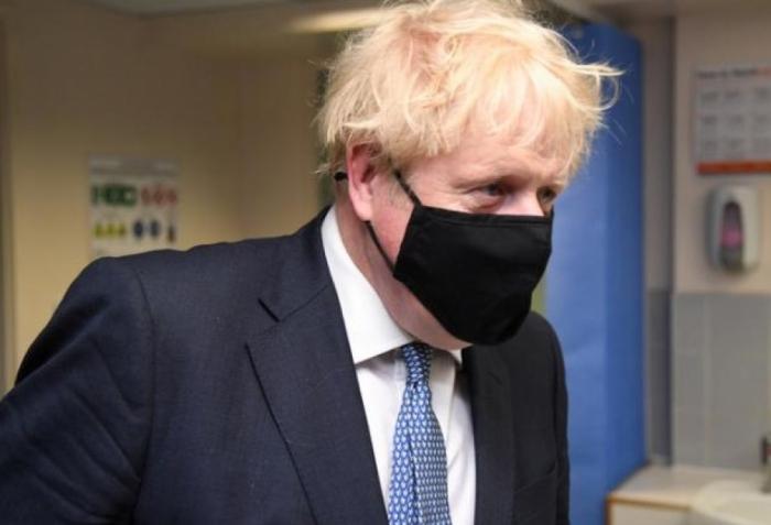 Boris Conson yenidən özünü təcrid etdi