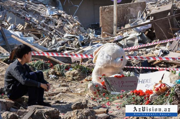 Azerbaijan sent report on damages of Ganja terror to int