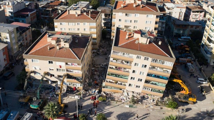 Death toll from earthquake in Turkey's Izmir rises to 110