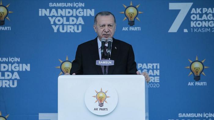 Erdogan: Turkey will always stand by Azerbaijan