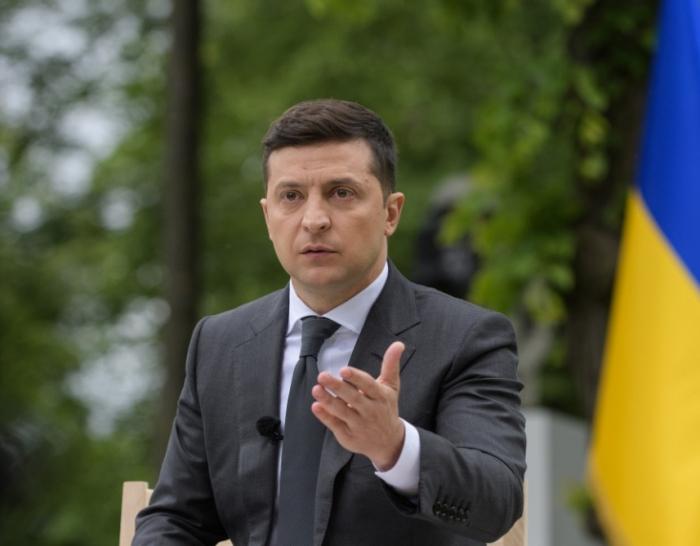 Ukraine not selling arms to Azerbaijan, says Vladimir Zelensky
