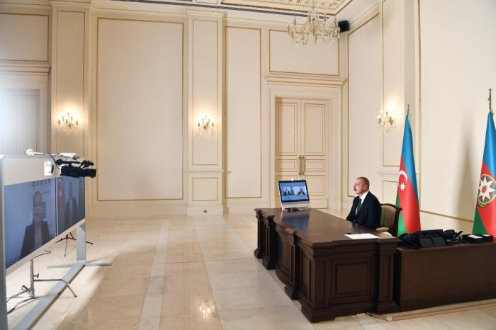 Prezident sülh prosesinin şərtini açıqladı