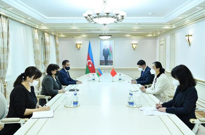 China hopes for soonest settlement of Armenia-Azerbaijan conflict