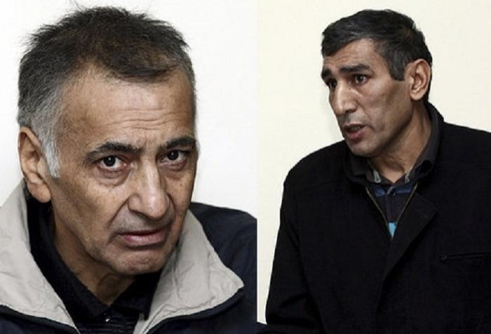 Armenier vertrieben Dilgam und Schahbaz aus Schuscha