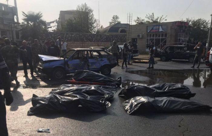 Armenian terrorism kills 92 Azerbaijani civilians