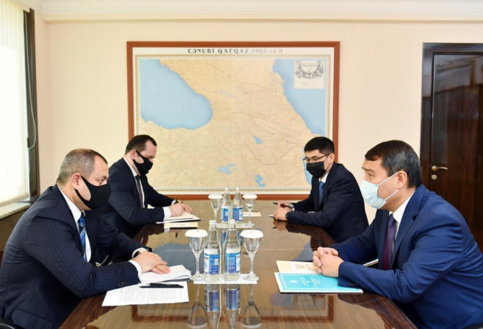 Kazakhstan fully supports territorial integrity of Azerbaijan