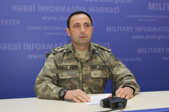 Azerbaijani soldiers break through fortifications built by the Armenian troops - Ministry Official