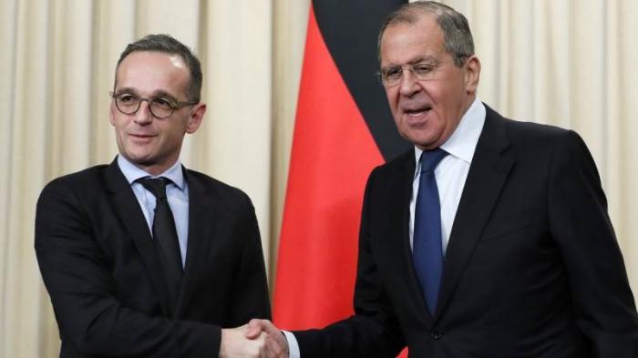 Top Russian, German diplomats discuss Nagorno-Karabakh conflict