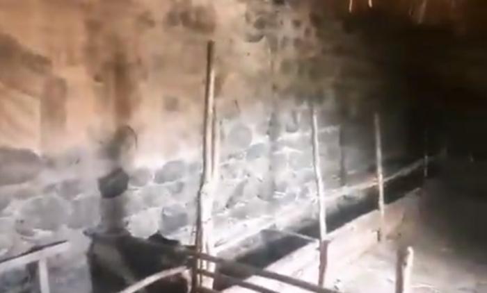 Armenia turned historical monument in Gubadli into animal stable -   VIDEO