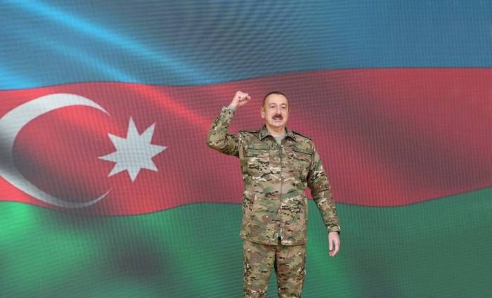 Anthem in gratitude to the Supreme Commander-in-Chief and the Azerbaijan Army-   VIDEO