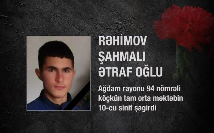 Number of Azerbaijani schoolchildren killed by Armenia revealed