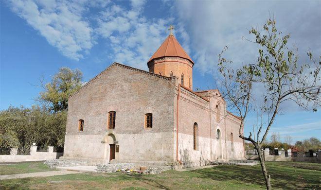 Azerbaijan's Heydar Aliyev Foundation renovates Albanian Church of Holy Virgin Mary