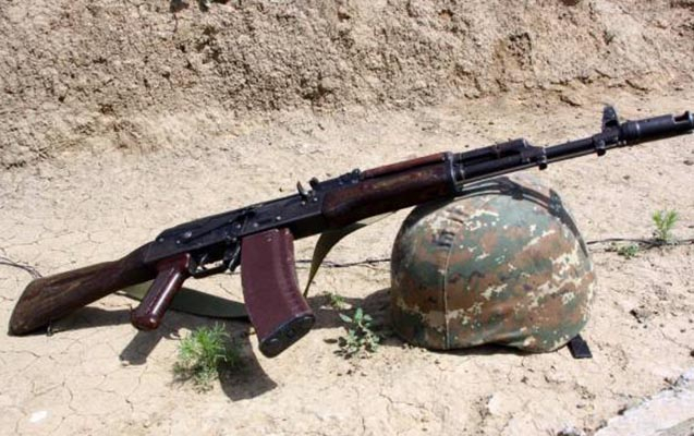 List of Armenia's military equipment destroyed in last 24 hours