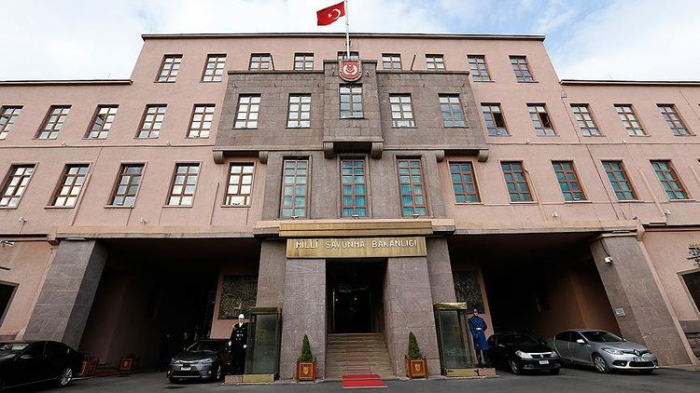 Turkish Defense Ministry congratulates Azerbaijan on State Flag Day