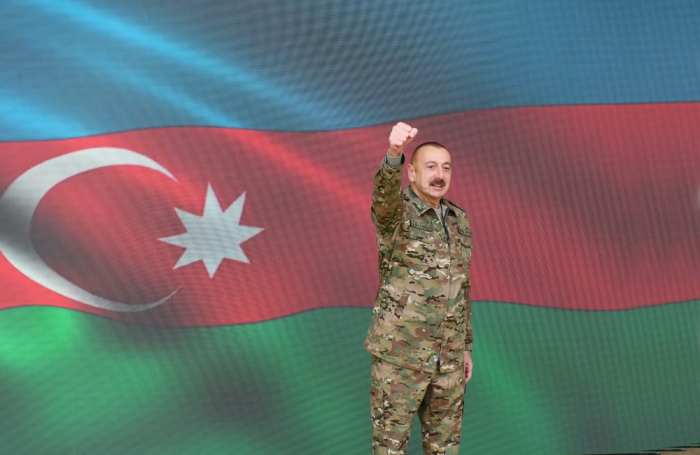 Immediately after Shusha victory, more great news from President Ilham Aliyev – 71 more villages liberated in a day