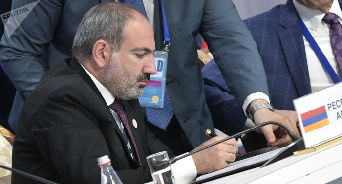 Pashinyan admits Armenian army 'refused to fight'