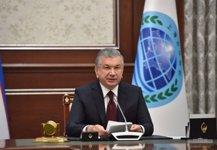 Uzbekistan President supported Karabakh deal