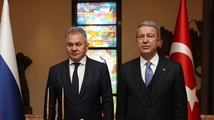 Turkish, Russian defense chiefs discuss Karabakh