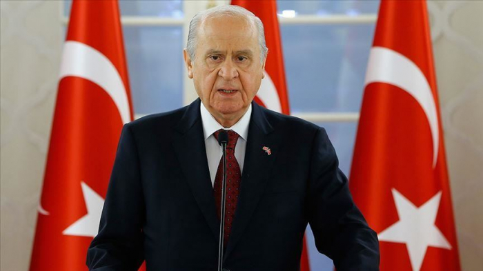 Armenia has paid for blood it has shed, says Devlet Bahceli