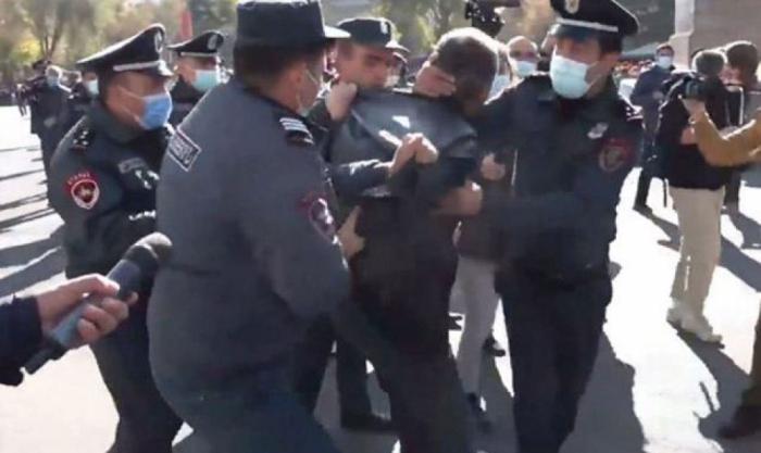 Fake Armenian myth destroyed yesterday – Armenian media