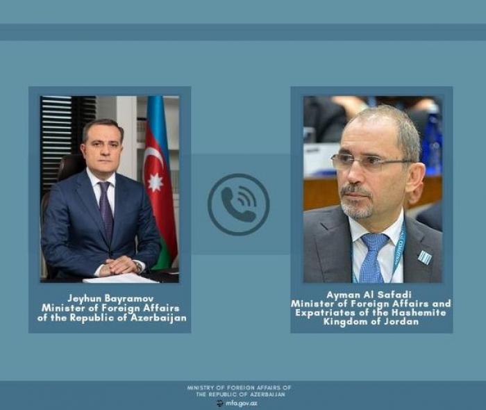 İordaniya Qarabağ razılaşmasını dəstəklədi