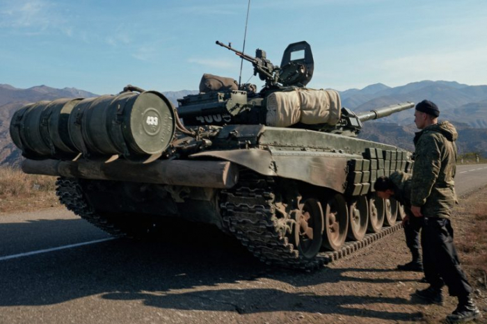 More planescarrying Russian peacekeepers head to Karabakh