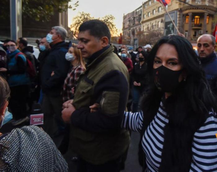 Armenian MPs face death threats for criticizing Pashinyan
