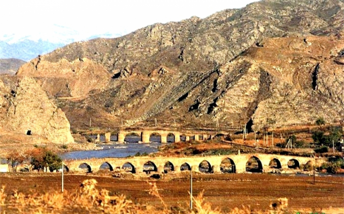 Khudaferin bridges can be included on UNESCO World Heritage List