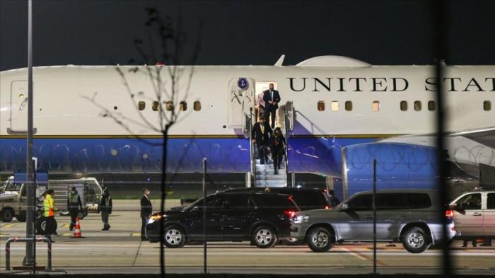 U.S. secretary of state arrived in Turkey