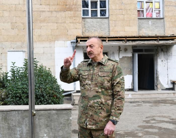 Ali Baş Komandan:  Qarabağa heç bir status verilməyəcək -  (VİDEO)