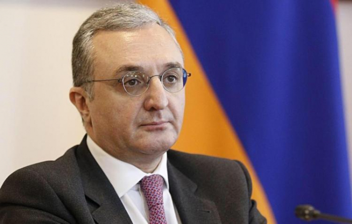 Armenian foreign minister dismissed
