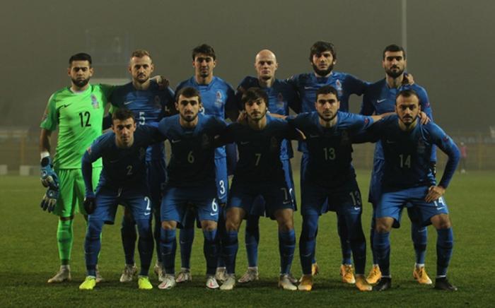 Azərbaycan Lüksemburqa qarşı -    Start heyətlər