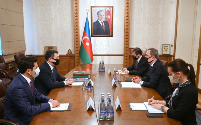 Azerbaijan is going through a special period, says Azerbaijani FM