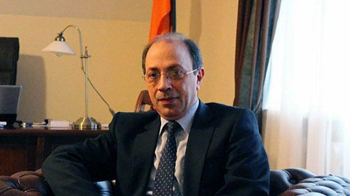 Armenia names new foreign minister