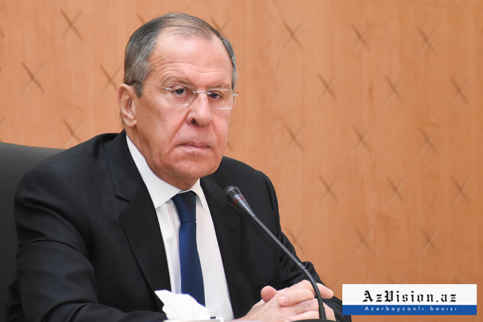 Russia's Lavrov, OSCE MG co-chairs discuss situation in Karabakh