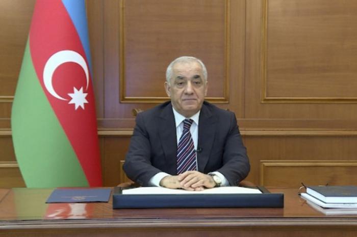 Azerbaijani, Russian PMs hold phone talk
