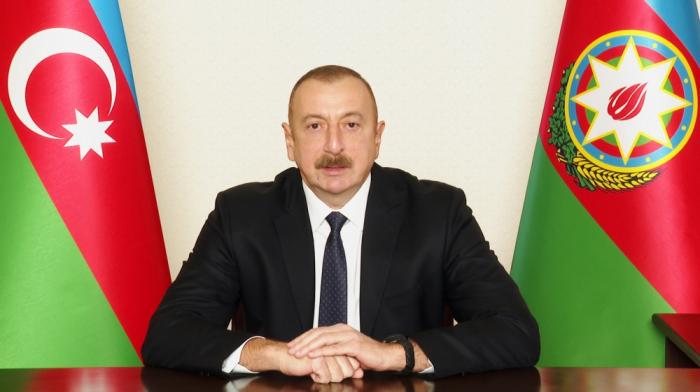 Ilham Aliyev:  «Nous n