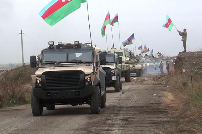 الجيش الأذربيجاني يدخل كلباجار