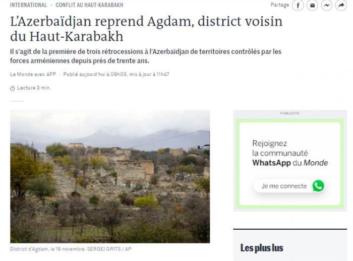 French newspaper