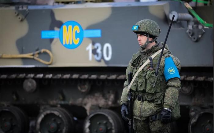 Le déploiement du contingent russe de maintien de la paix au Haut-Karabagh s