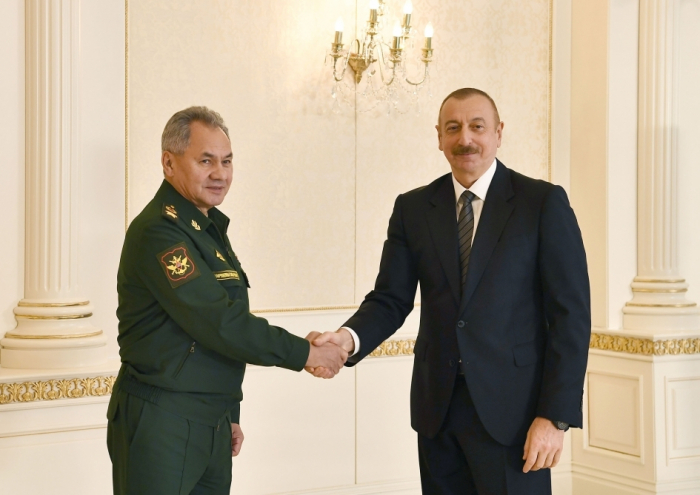 """""""A ceasefire monitoring center is a very important element in strengthening stability and security in the region"""""""