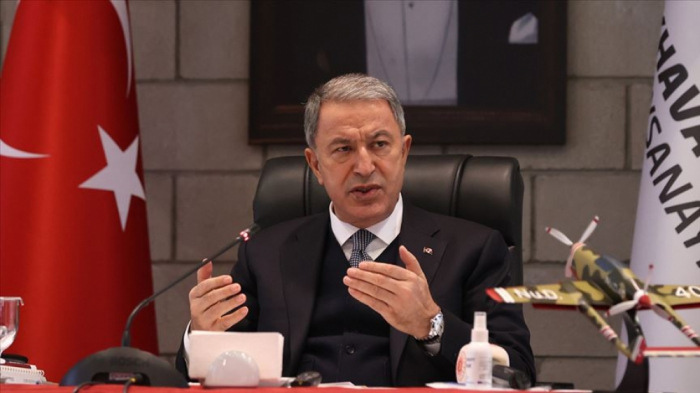 Hulusi Akar: Azerbaijani army did not take any steps contrary to int'l law
