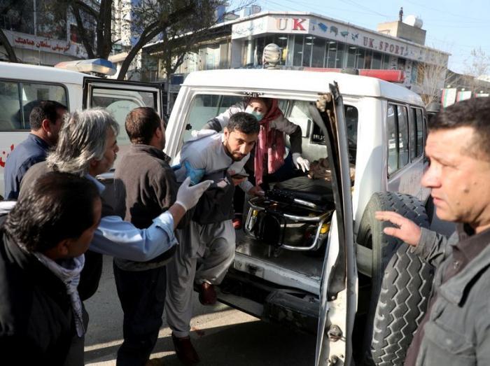 Rockets kills eight civilians in Afghan capital Kabul