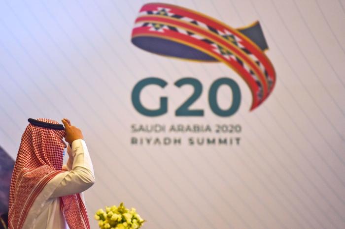 Le sommet des dirigeants du G20 débute à Riyad