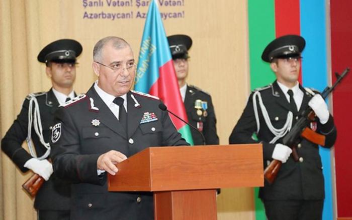Chief of Azerbaijan State Security Service visits Shusha
