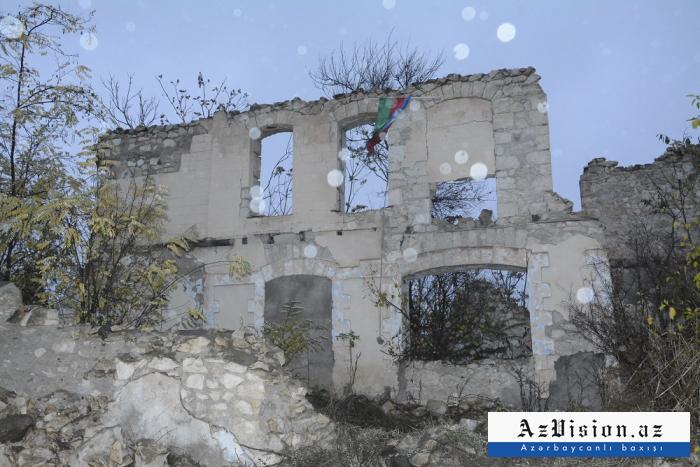 Over 120 foreign diplomats visit Azerbaijan's Fuzuli