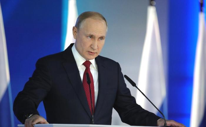 """""""Berg-Karabach ist ein integraler Bestandteil Aserbaidschans""""   - Putin"""