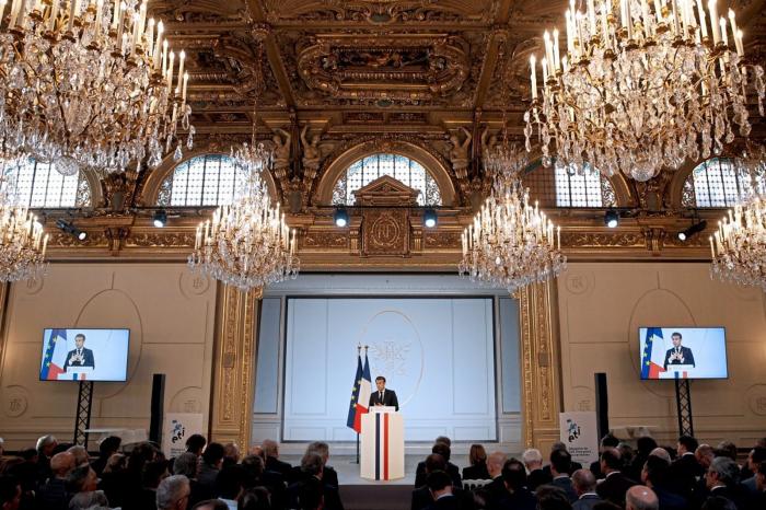 Frankreichs Élysée-Palast wurde durch Sklavenhandel finanziert