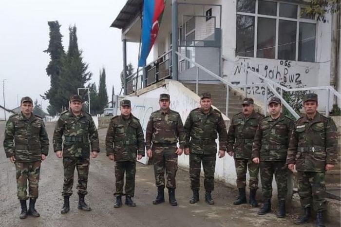 Local units of Azerbaijan