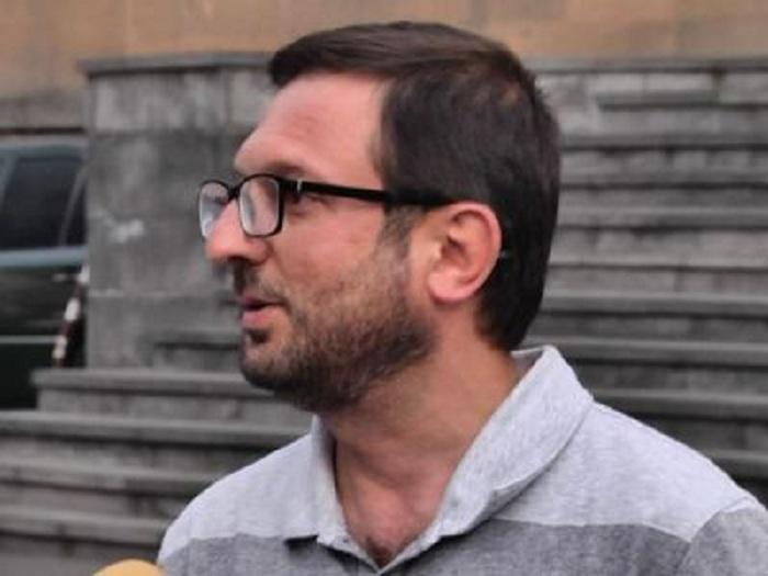 Armenian politician goes on hunger strike demanding Pashinyan's resignation